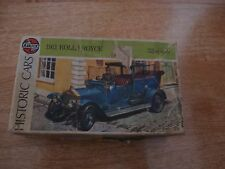 L31 Airfix Model kit - 1911 Rolls Royce - Historic Cars - 32nd scale  - 02444-2