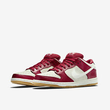 Nike Dunk Low Pro SB Men's Size 10 Gym Red/Sail-Gum Valentine 304292 612 SkateB