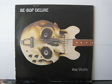 BE-BOP DELUXE Axe Victim 1974 UK HARVEST RECORDS VINYL LP Free UK Post