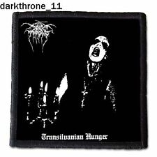 DARK THRONE PATCH different patterns Buying 5 patches...6 patch get free band
