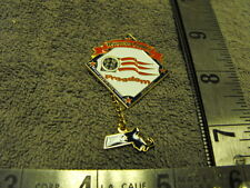 2001 Worcester County NY FREEDOM Girls Fast Pitch Softball  Pin