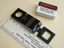 ANGENIEUX BRANDED FOLDING 8X LUPE VERY NICE SMALL JAPANESE MADE QUALITY LUPE