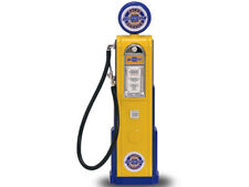CHEVROLET GASOLINE VINTAGE GAS PUMP DIGITAL 1/18 SCALE BY ROAD SIGNATURE 98641