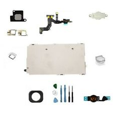 Full Set Repair Parts For iPhone 5 LCD Screen Plate Camera Speaker Flex Bracket