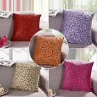 Fashion Bed Sofa Home Throw Pillow Case Cushion Cover Decor Square Heart Pattern