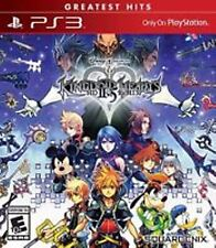 Kingdom Hearts HD 2.5 ReMIX Greatest Hits PS3  Brand New - In Stock - Fast Ship