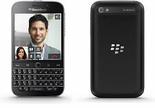 BRAND NEW BLACKBERRY Q20 CLASSIC SIM FREE PHONE - 16GB - 4G - WIFI - 8MP CAMERA