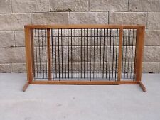 Richell Free Standing Pet Gate