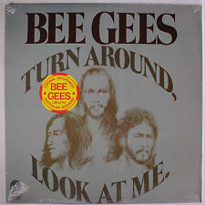 BEE GEES: Turn Around, Look At Me LP Sealed (sm cnr bend) Rock & Pop