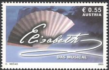 "Austria 2003 ""Elisabeth""/Fan/Music/Singing/Theatre/Composers/Animation 1v at1042"