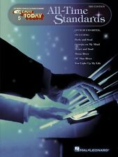 All Time Standards 3rd Edition Sheet Music E-Z Play Today Book NEW 000100305