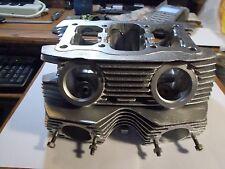 1960's HONDA CL72 ENGINE CYLINDER HEAD (Needs a Valve Job done) Vapor Blasted