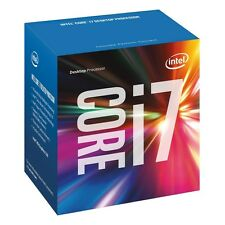 Intel i7 7700 BOX CPU, processore, quad core, 3,6ghz, Kaby Lake LGA 1151