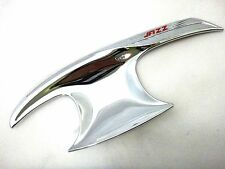 CHROME 4 DOOR HANDLE HOUSING BOWL INSERT COVER FOR HONDA JAZZ FIT GK 2014-2015