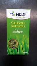 200g IRON Powder Plant Nutrition Solution soluble in water Reagent moss destruct