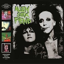 ALIEN SEX FIEND - CLASSIC ALBUMS VOL.2  4 CD NEU