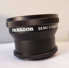 PANAGOR SEMI-FISHEYE LENS Attachment SEMI FISHEYE 52MM THREAD