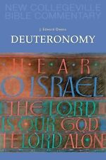 Deuteronomy: Volume 6 (NEW COLLEGEVILLE BIBLE COMMENTARY: OLD TESTAMENT)