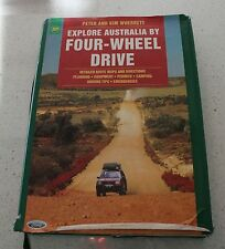 Explore Australia by FOUR-WHEEL Drive 4x4 maps etc