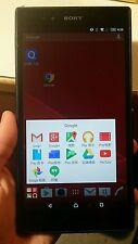 Sony  Xperia Z Ultra - 16GB - Schwarz (Ohne Simlock) Smartphone 6.4Zoll