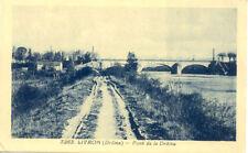 LIVRON 3263 pont de la drôme écrite 1931