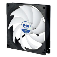 Arctic F14 PWM 140mm PC Case Fan - Silent, High performance, 6 Year Warranty