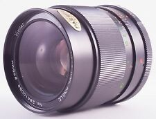 VIVITAR 35mm F/1.9 MANUAL FOCUS WIDE ANGLE LENS FOR MINOLTA MC 35mm FILM SLRs