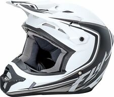 Fly Racing Kinetic FullSpeed Helmet Motocross Dirt Bike Offroad ATV Snowmobile
