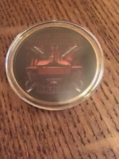Death Before Dismount Armor Challenge Coin C121
