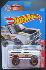 Hot Wheels 2016 HW Rescue series ZAMAC CHEVY BLAZER 4X4 3/10