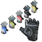 2015 New Practical Professional Cycling Bike Bicycle Half Finger Glove S/M/L/XL