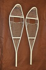 "US MILITARY MAGNESIUM 48"" SNOWSHOES *NEW* MAGLINE CANADIAN MFG. TRAIL STYLE!"