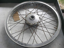 HODAKA WOMBAT 125 front rim I have lots more parts for this bike/others