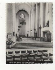 The Chancel Guildford Cathedral RP Postcard 521a