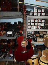"Savannah SGO-16CE OOO Acoustic-Electric Guitar Natural ""000"""