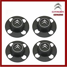 "ORIGINALE CITROEN Berlingo SET DI 4 trim ruota/CENTRE CAPS si adatta a 14"" RUOTE"