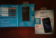 NEW,Samsung Galaxy Sky,16GB,NATION WIDE,35$UNLIMITED,NO CONTRACT,NET10
