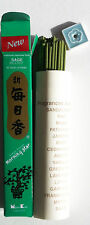 Japanese Incense Sticks | Morning Star | Sage | 50 Sticks & hldr | Nippon Kodo