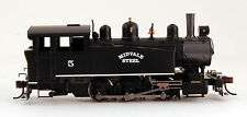 Bachmann HO Scale Train 0-6-0 Porter DCC Equipped Mid Vale Steel 52102