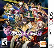Project X Zone 2 - Nintendo 3DS | US VERSION - SEALED | FREE FAST SHIPPING