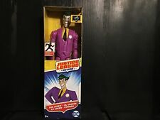 """DC JUSTICE LEAGUE ACTION  JOKER 12"""" ACTION FIGURE HIGHLY POSABLE NEW IN BOX!"""