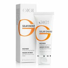 GIGI Solar Energy Mud Mask For Oily Skin, 75 ml + samples