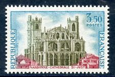 STAMP / TIMBRE FRANCE NEUF LUXE N° 1713 ** NARBONNE CATHEDRALE SAINT JUST