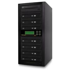 CD Dvd Disc Duplicator Copystars 1-7 Sony/Pioneer Copier Sata Duplication Tower