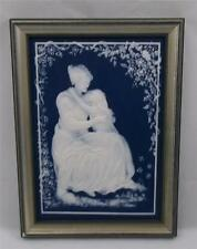 Villeroy & and Boch Phanolith Plaque 1979 Mother's Day - Liebe Love BH087