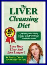 THE LIVER CLEANSING DIET - by SANDRA CABOT - BRAND NEW