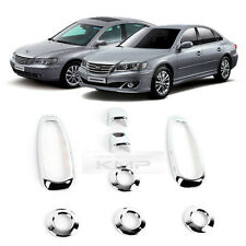 Chrome Washer Sensor Side Lamp Cover K-334 for HYUNDAI 2006-2011 Azera / Luxury