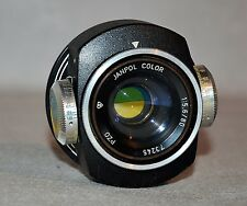 POLAND PZO JANPOL COLOR f5,6/80 COLOR ENLARGER LENS with M42 MOUNT
