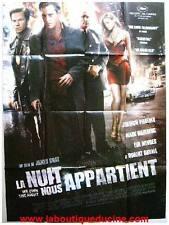 LA NUIT NOUS APPARTIENT Affiche Cinéma Originale / Movie Poster JOAQUIN PHOENIX