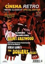 Cinema Retro Special #02 The Dollars Trilogy - Eastwood